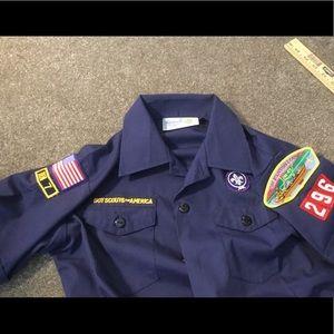 Boy Scouts top